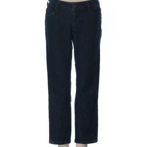 Ann Taylor Loft Modern Crop Jean